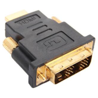 Переходники, кабели, шлейфы - переходник HDMI M - DVI-D M.